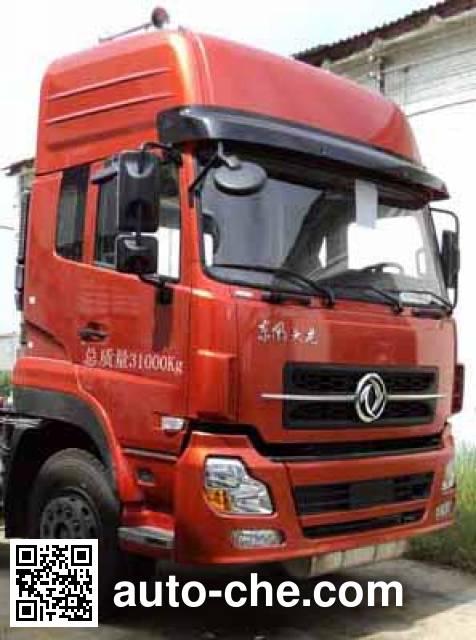 Hongtu HT5312GYQ2D liquefied gas tank truck