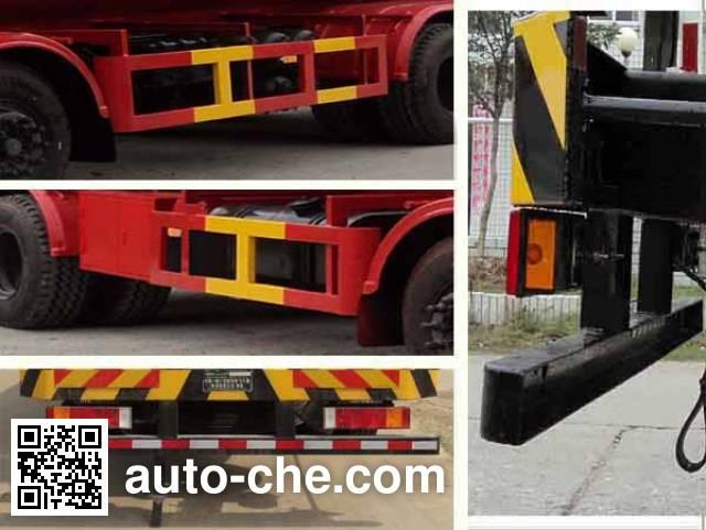 Hongtu HT5312GYQ3D2 liquefied gas tank truck