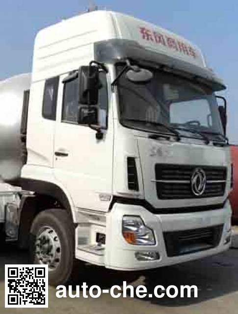 Hongtu HT5312GYQ3D3 liquefied gas tank truck