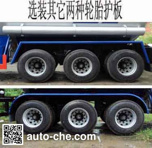 Hongtu HT9408GYQ liquefied gas tank trailer