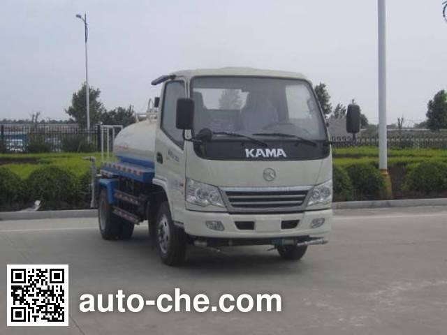 Hengtong HTC5040GSS28D4 sprinkler machine (water tank truck)