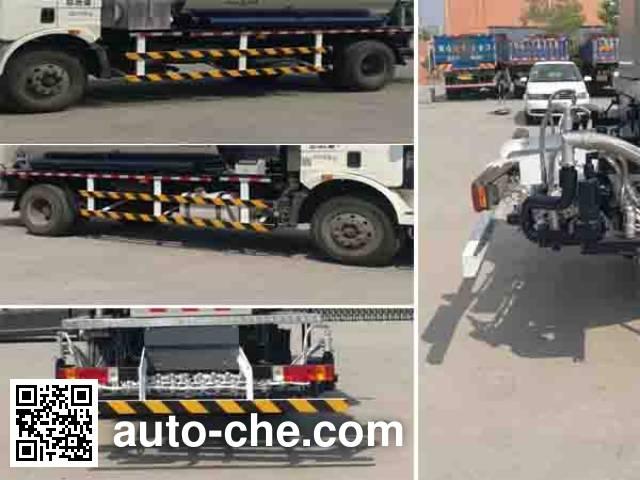 Hongtianniu HTN5162GLQ asphalt distributor truck