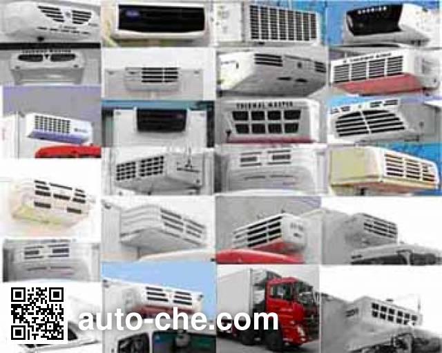 鸿天牛牌HTN5310XLC冷藏车