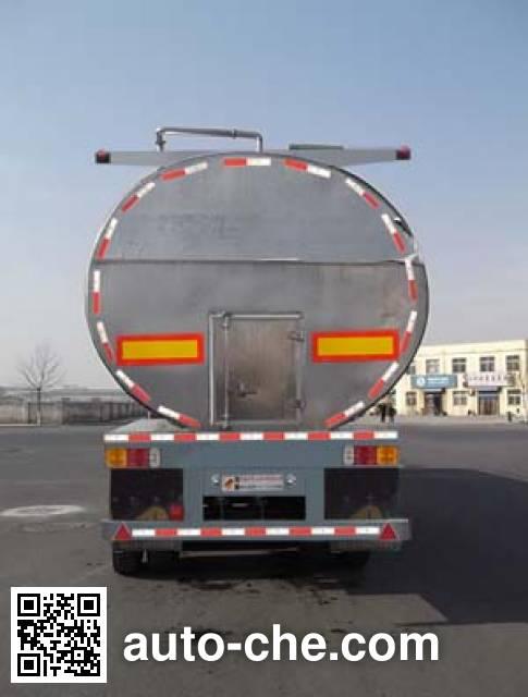 Hongtianniu HTN9400GNY milk tank trailer