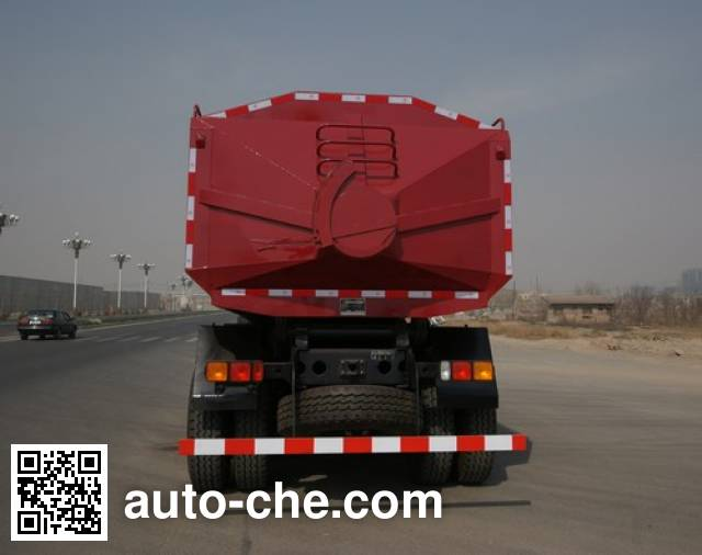 Huayou HTZ5250TSS fracturing sand dump truck