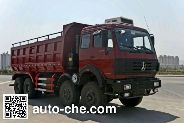 Huayou HTZ5310ZSS fracturing sand dump truck