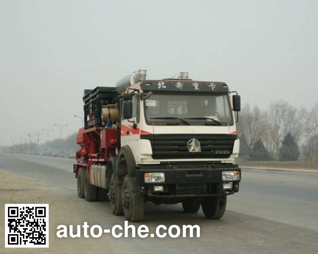 Huayou HTZ5311TYL225 fracturing truck