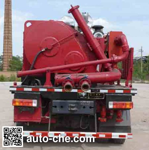 Huayou HTZ5340TYL200 fracturing truck