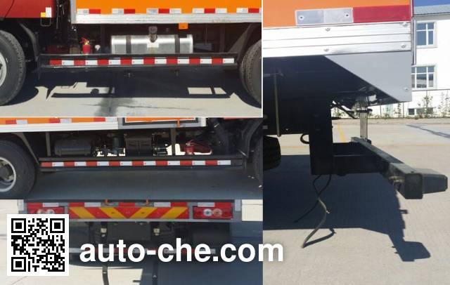 Yigong HWK5090XQY explosives transport truck