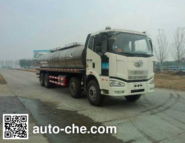 一工牌HWK5310GNY鲜奶运输车