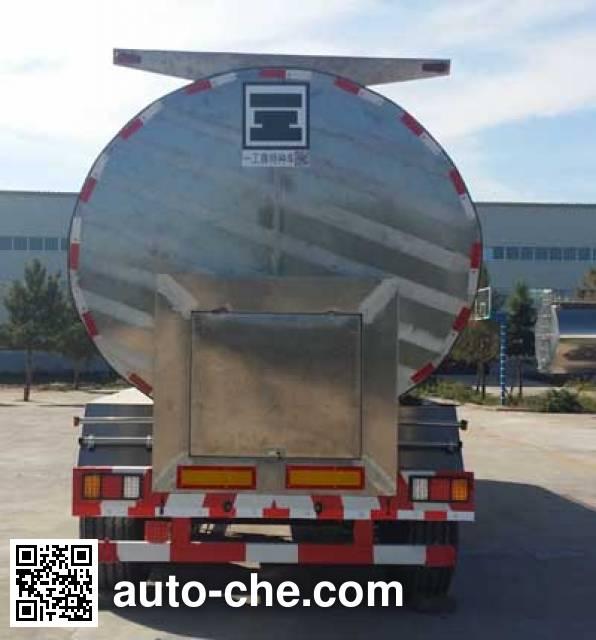 Yigong HWK9401GYS liquid food transport tank trailer
