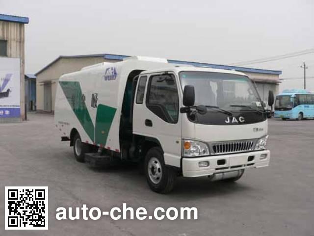 Zhongjiao HWZ5080TXC street vacuum cleaner