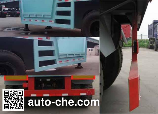 Zhongjiao HWZ9330TTS molten iron trailer