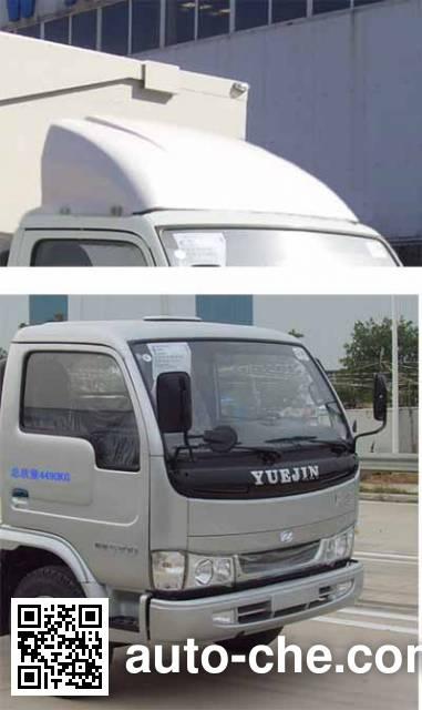 Bainiao HXC5043XWT mobile stage van truck