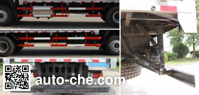Bainiao HXC5254XYK4 wing van truck