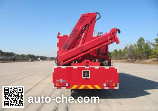 汉江牌HXF5150TXFJY80抢险救援消防车