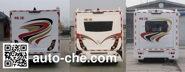 新凯牌HXK5052XLJBC旅居车