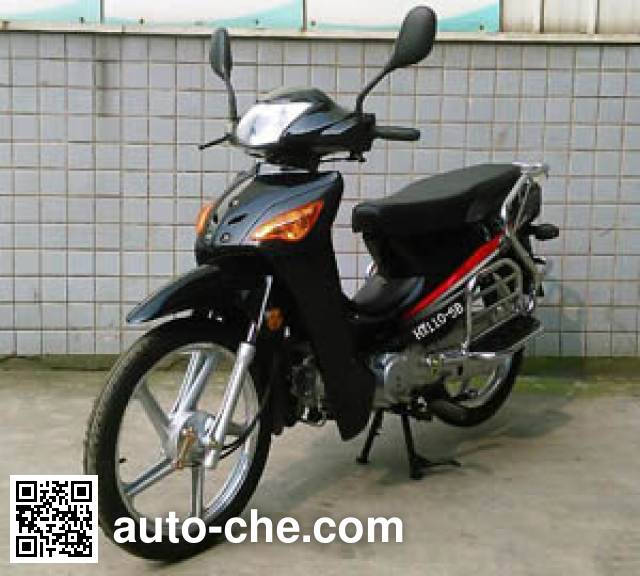 Haiyu HY110-5B underbone motorcycle
