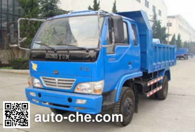 Hongyun HY4815PDA low-speed dump truck