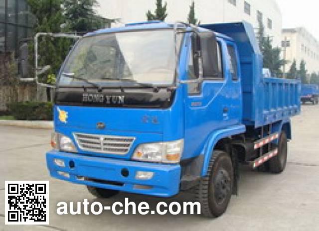 Hongyun HY5815PDA low-speed dump truck
