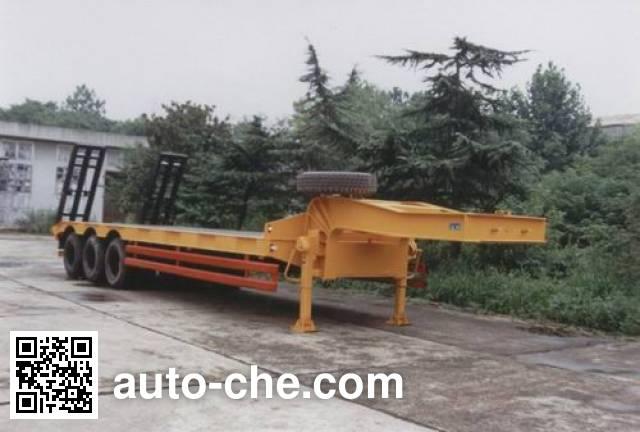 汉阳牌HY9400L低平板专用半挂车