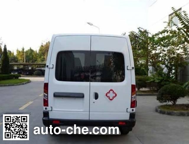 Hongyun HYD5030XJHA1D4 ambulance