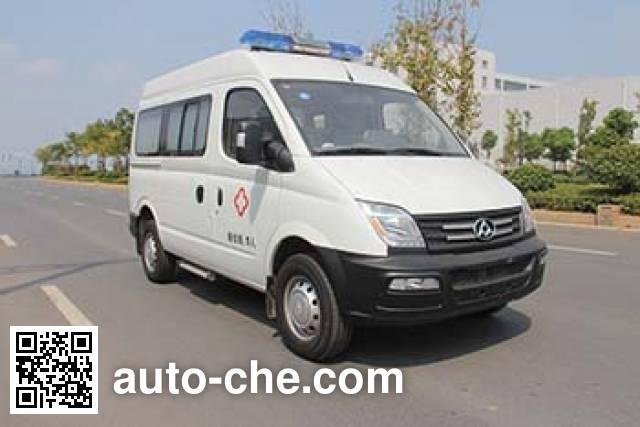 Hongyun HYD5040XJHA2D5 ambulance