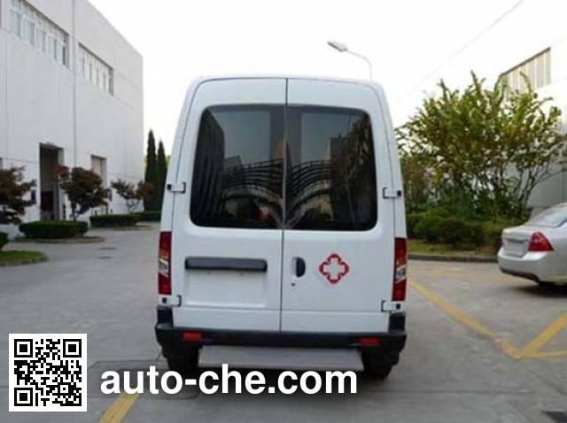 Hongyun HYD5041XJHA3D4 ambulance