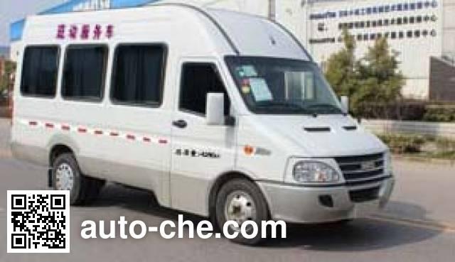 Hongyun HYD5044XDWC mobile shop