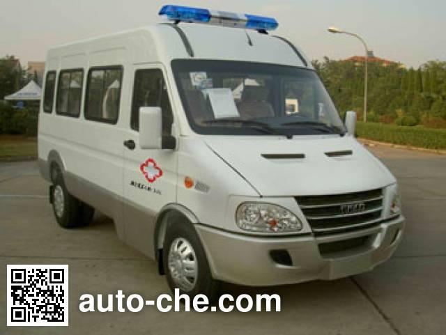 Hongyun HYD5044XJH2C ambulance