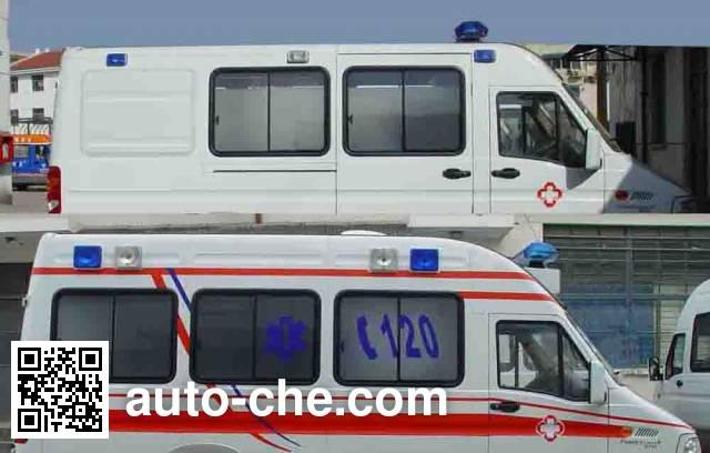 Hongyun HYD5044XJHC ambulance