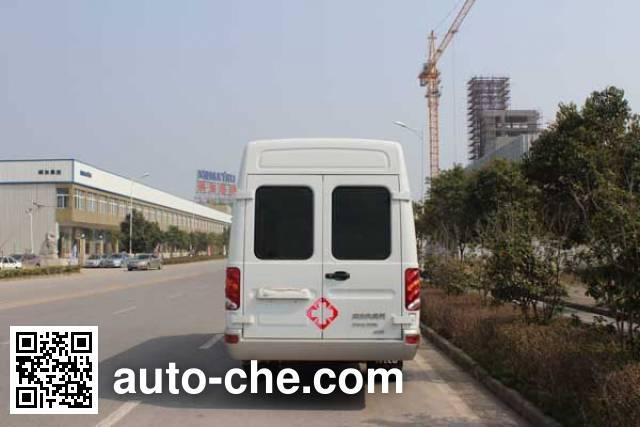 宏运牌HYD5054XJHC救护车