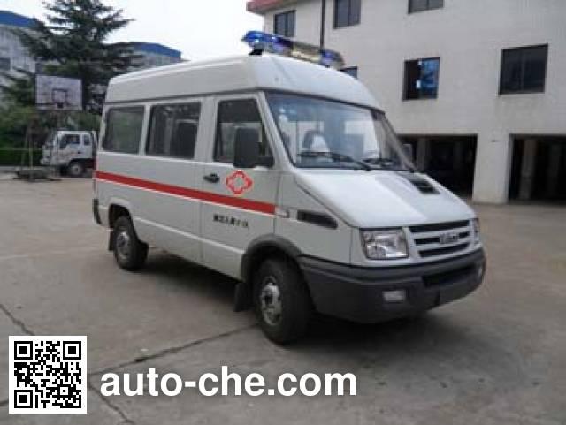 Hongyun HYD5044XJHQA ambulance