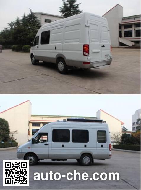 Hongyun HYD5045XXCDC propaganda van