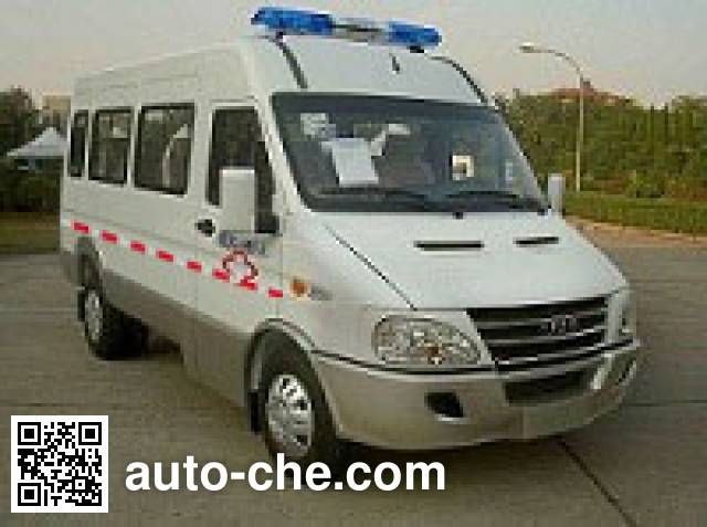 Hongyun HYD5046XJH2NS ambulance