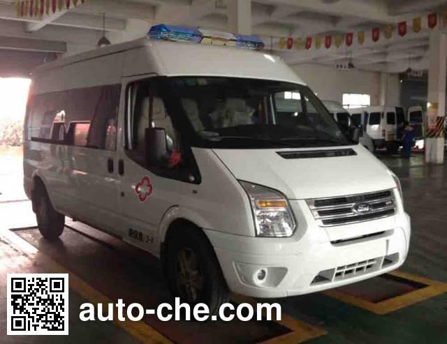 Hongyun HYD5047XJHM4 ambulance