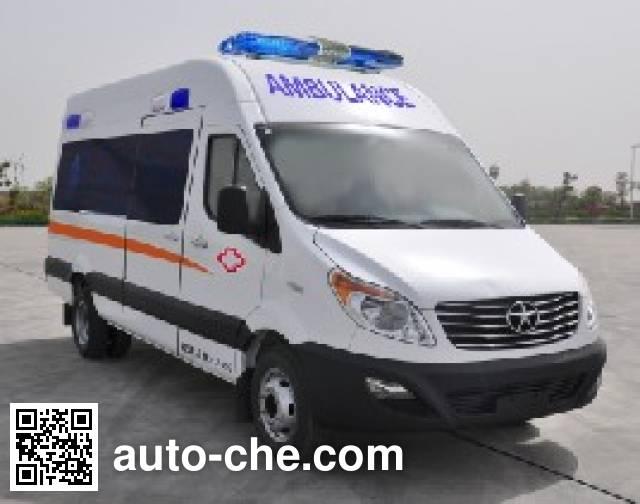 Hongyun HYD5049XJHKHF ambulance