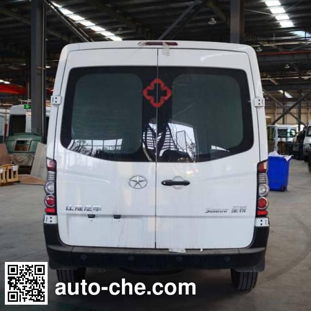 Hongyun HYD5049XJHXR4 ambulance