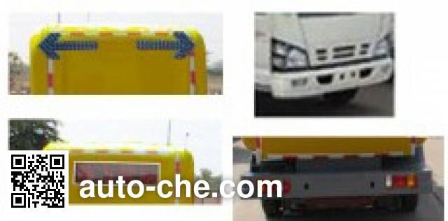 宏运牌HYD5072GQX下水道疏通清洗车