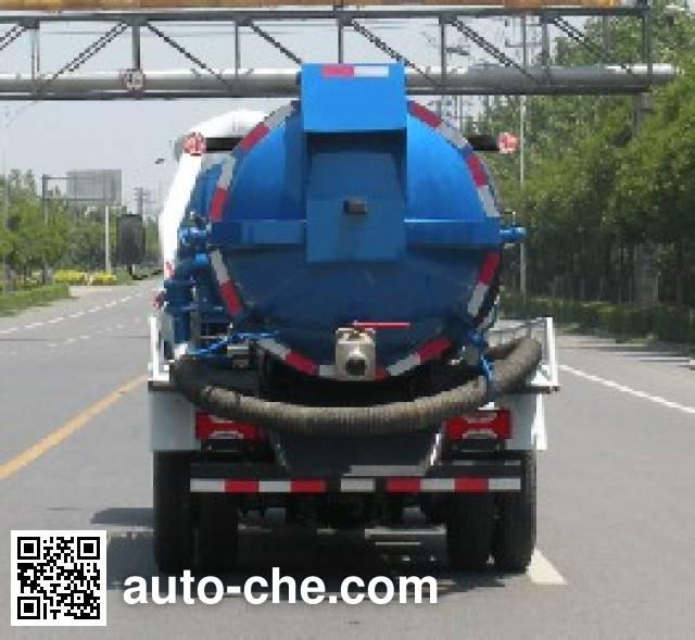Hongyun HYD5080GXW sewage suction truck