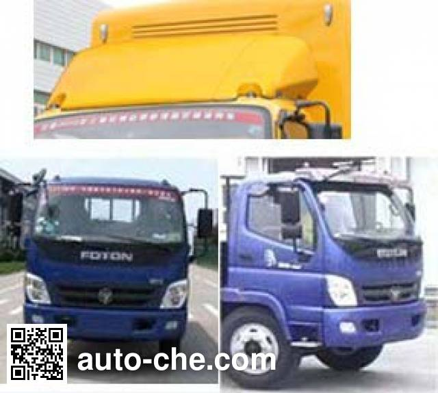 Hongyun HYD5120XDY power supply truck