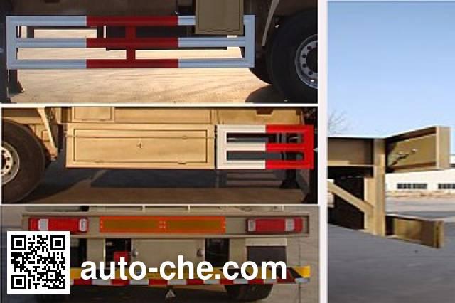 Yafeng HYF9403GRY flammable liquid tank trailer