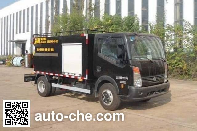 Yongxuan HYG5072GQX sewer flusher truck