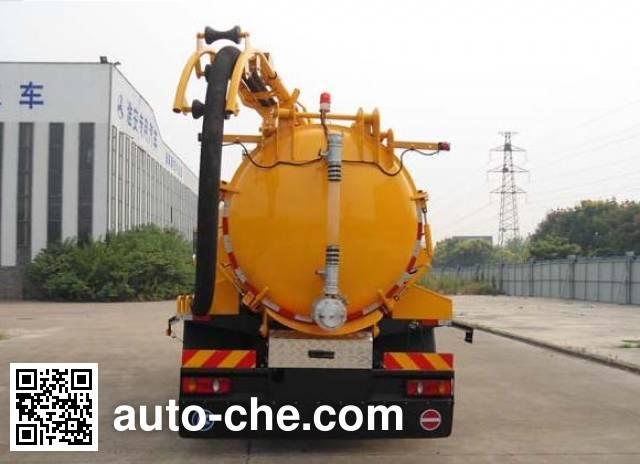 Yongxuan HYG5123GXW sewage suction truck