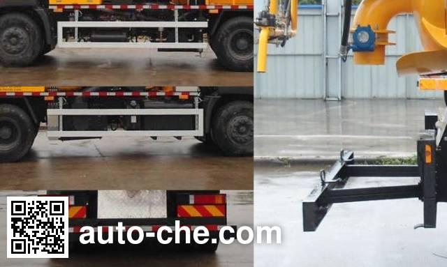Yongxuan HYG5255GXW sewage suction truck
