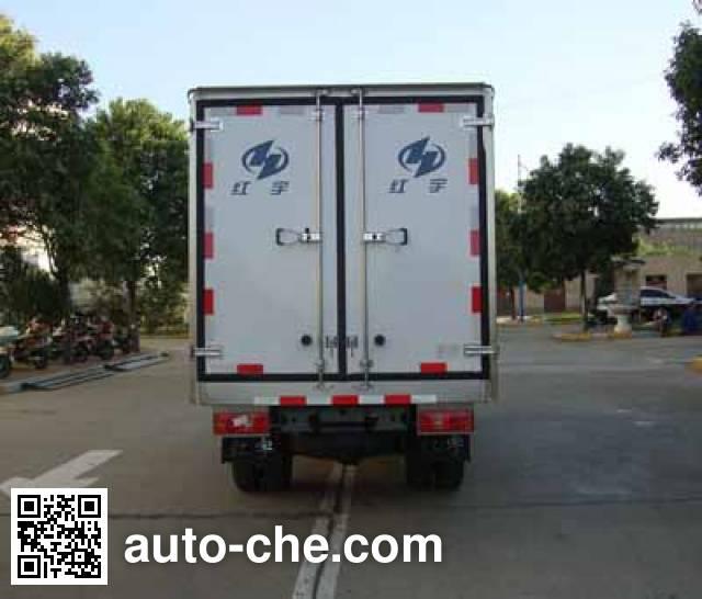 红宇牌HYJ5030XLCB3冷藏车