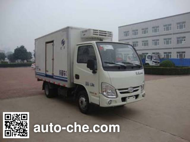 Hongyu (Henan) HYJ5032XLCA refrigerated truck