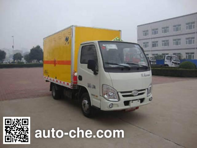 Hongyu (Henan) HYJ5032XQYB explosives transport truck