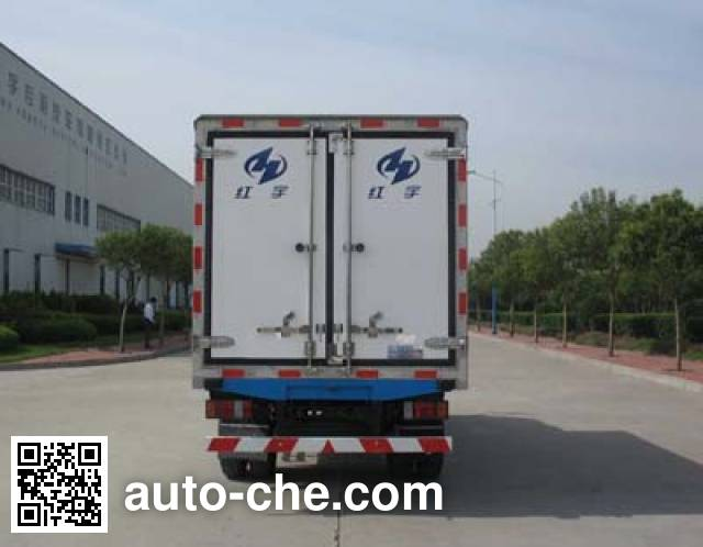 Hongyu (Henan) HYJ5040XLCA1 refrigerated truck