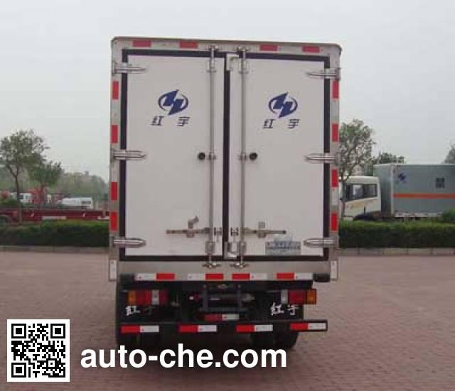 红宇牌HYJ5040XLCA2冷藏车